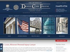 The Law Office of Donna Clark Frayne, LLC (St. Louis, Missouri)
