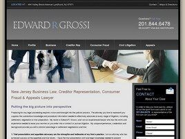 The Law Office of Edward R. Grossi LLC (Newark, New Jersey)