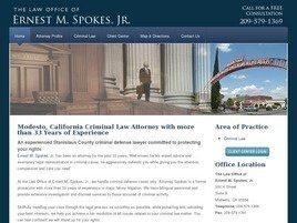 The Law Office of Ernest M. Spokes, Jr. (Modesto, California)