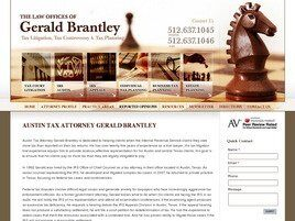 The Law Office of Gerald Brantley (Austin, Texas)