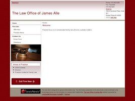The Law Office of James Alle (Detroit, Michigan)