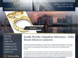 Law Offices of James S. Cunha, P.A. (Palm Beach Co., Florida)