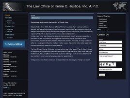 The Law Office of Kerrie C. Justice, Inc. A.P.C. (Victorville, California)