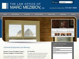 The Law Office of Marc Mezibov, Inc. (Cincinnati, Ohio)