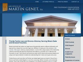 The Law Office of Martin Genet, P.A. (Plantation, Florida)