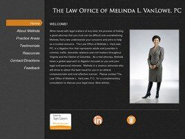 The Law Office of Melinda L. VanLowe, PC (Alexandria, Virginia)