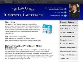The Law Office of R. Spencer Lauterbach (New City, New York)