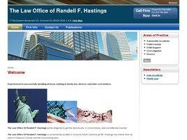 The Law Office of Randell F. Hastings (Concord, North Carolina)