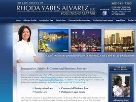 The Law Office of Rhoda Yabes Alvarez, Esq. (Honolulu, Hawaii)