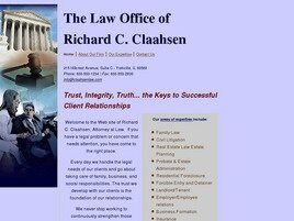 The Law Office of Richard C. Claahsen (Yorkville, Illinois)
