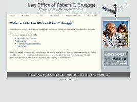 The Law Office of Robert T. Bruegge (Collinsville, Illinois)