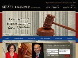 The Law Office of Susan F. Grammer (East Alton, Illinois)