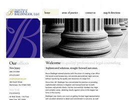 The Law Offices of Bruce E. Baldinger, LLC (Morristown, New Jersey)