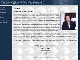 The Law Offices of Cheryl S. Davis, P.C. (El Paso, Texas)