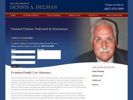 The Law Offices of Dennis A. Delman (Skokie, Illinois)