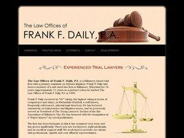 The Law Offices of Frank F. Daily, P.A. (Carroll Co., Maryland)