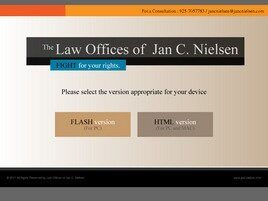 The Law Offices of Jan C. Nielsen (Contra Costa Co., California)