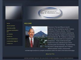 The Law Offices of Jere M. Friedman, PLLC (Phoenix, Arizona)