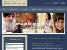 The Law Offices of John G. McGill, Jr. (Temecula, California)