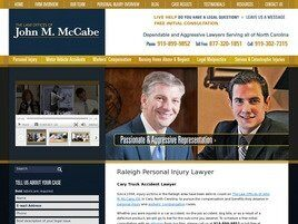 The Law Offices of John M. McCabe, P.A. (Durham, North Carolina)