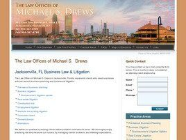 The Law Offices of Michael S. Drews (Jacksonville, Florida)