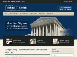 The Law Offices of Michael T. Smith (McHenry Co., Illinois)