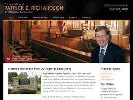 The Law Offices of Patrick E. Richardson A Professional Corporation (Kirksville, Missouri)