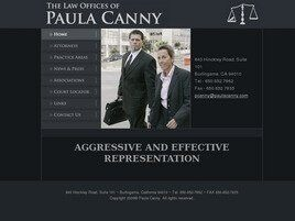 The Law Offices of Paula Canny (San Francisco, California)