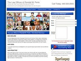 The Law Offices of Randall M. Perla (Cleveland, Ohio)