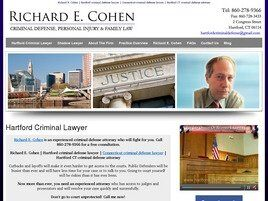 The Law Offices of Richard E. Cohen (Hartford, Connecticut)