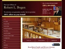 The Law Offices of Robert L. Bogen, P.A. (Boca Raton, Florida)