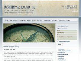 The Law Offices of Robert W. Bauer, P.A. (Gainesville, Florida)