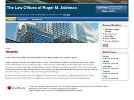 The Law Offices of Roger M. Adelman (Washington, District of Columbia)