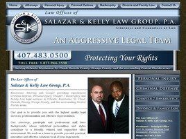 The Law Offices of Salazar & Kelly Law Group, P.A. (Volusia Co., Florida)
