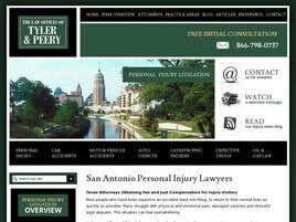 The Law Offices of Tyler & Peery (Laredo, Texas)