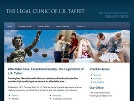 The Legal Clinic of L.R. Taffet (Middlesex Co., Massachusetts)