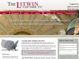 The Litwin Law Firm, P.C. (Macon, Georgia)