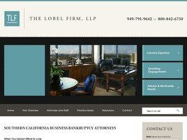 The Lobel Firm, LLP (Newport Beach, California)