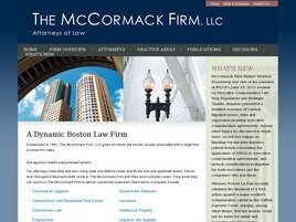 The McCormack Firm, LLC (Boston, Massachusetts)