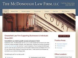 The McDonough Law Firm, LLC (Chesterfield, Missouri)