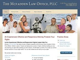 The McFadden Law Office, PLLC (Manassas, Virginia)