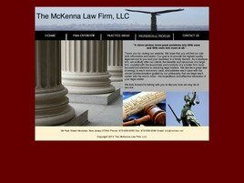 The McKenna Law Firm, LLC (Newark, New Jersey)