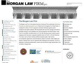 The Morgan Law Firm P.C. (Atlanta, Georgia)