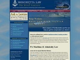 The Moschetta Law Firm, P.C. (Washington, Pennsylvania)
