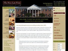 The Nice Law Firm, LLP (Indianapolis, Indiana)