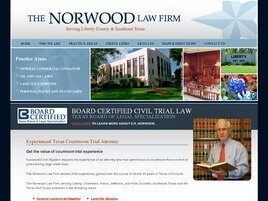 The Norwood Law Firm (Beaumont, Texas)