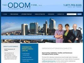 The Odom Firm, PLLC (Mecklenburg Co., North Carolina)