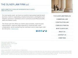 The Oliver Law Firm, LLC (Springfield, Massachusetts)