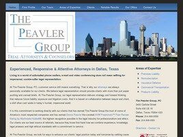 The Peavler Group, P.C. (Dallas, Texas)