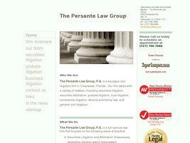 The Persante Law Group, P.A. (Pinellas Co., Florida)